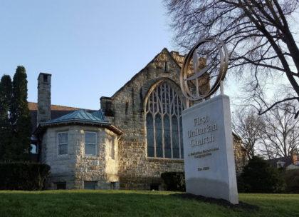 First Unitarian Church Ellsworth