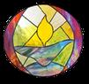 First Unitarian Church lamp icon